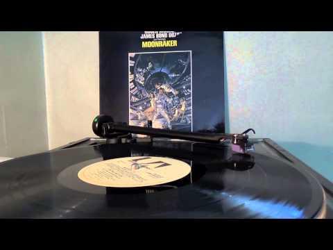 John Barry - Flight into Space - Vinyl - at440mla - Moonraker OST