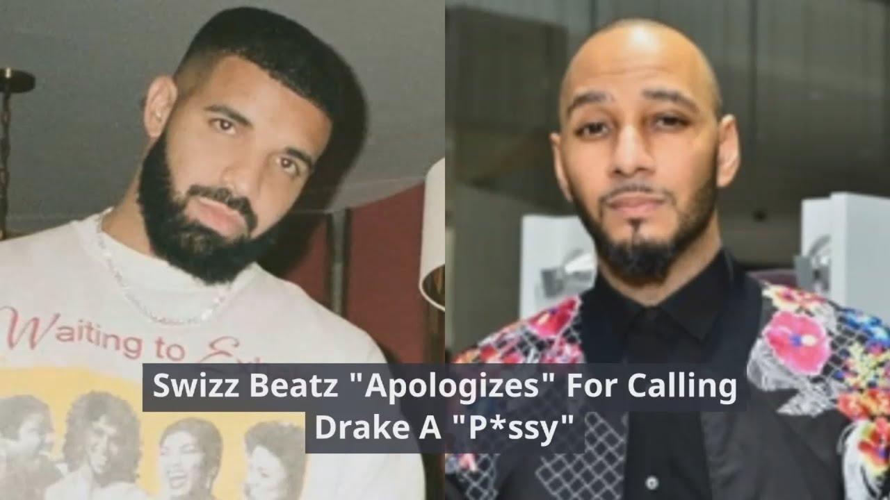 Swizz Beatz 'Apologizes' For Calling Drake 'A P*ssy'! OVO Goons Clap Back!