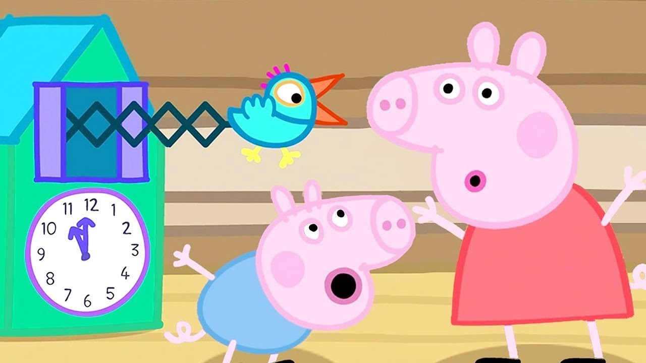 🔴Peppa Pig Official Channel | Peppa Pig Live | Peppa Pig English Episodes #1