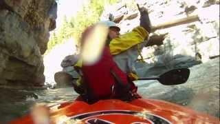 block flow episode 1 bc lego stop motion kayaking