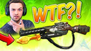 WTF HAVE THEY PUT ON THIS GUN!? (Weapon