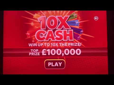 Online Scratchcards From The National Lottery © (6)