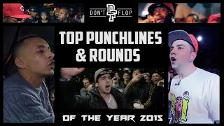 DON'T FLOP: Top Punchlines & Rounds of the Year | 2015