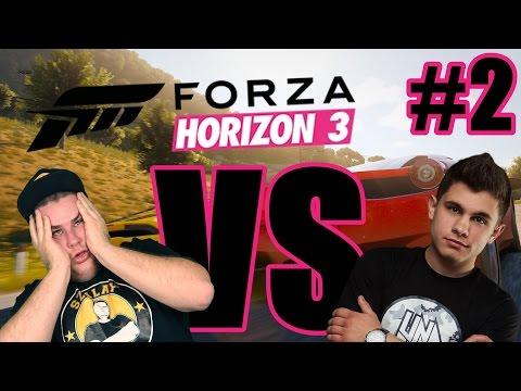 ISTI VS UNFIELD | AUDI R8 PÁRBAJ | FORZA HORIZON 3