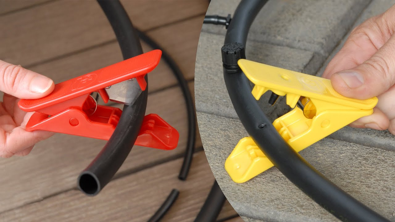 Antelco Micro Irrigation Tube Cutter And Punch For Ldpe