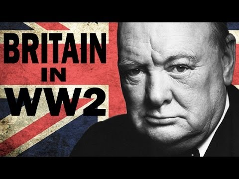 Great Britain in World War 2 - Know Your Ally: Britain | US Documentary on the British People | 1944