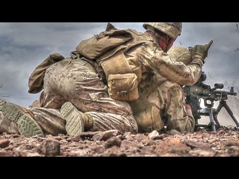 USMC Weapons and Tactics Instructor Course – Live Fire Exercise