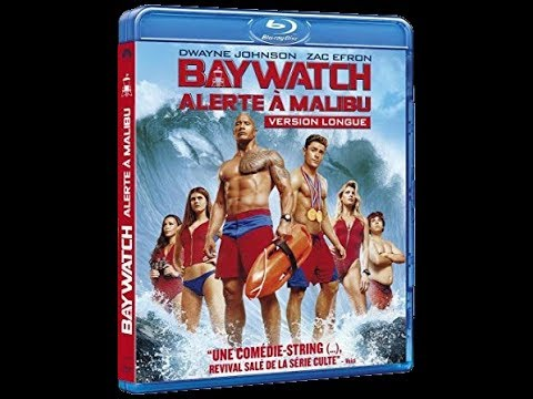 ciné passion blu ray dvd baywatch chronique