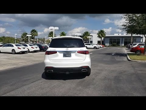 2020 Mercedes-Benz GLS Lakeland, Plant City, Winter Haven ...
