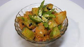 Potato Cucumber Achar | Aloo kheera achaar | Authentic Nepali Aloo ko Achar