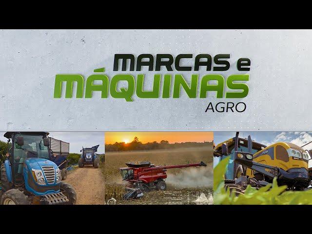 Máquinas e conectividade rural que garantem maior produtividade no campo | MMAgro 707 - 24-09-2021