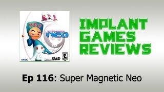 Super Magnetic Neo Review (Sega Dreamcast)