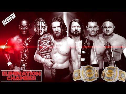 WWE Elimination Chamber 2019 REVIEW || NEW Women's Tag Team Champs || Kofi Kingston's BIG NIGHT