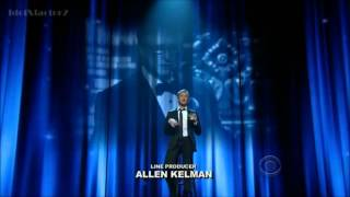 Tony Awards 2012 Closing Recap Song with Lyrics- Neil Patrick Harris