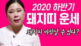 2020년 하반기 돼지띠 나이별 운세, 연애운, 취업운, 직장운, 건강운 등 자세한 설명을 들어보세요. [대…
