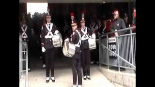Ohio State Marching Band TBDBITL Pregame Ramp and Post game exit 11/3/12 vs. Illinois thumbnail