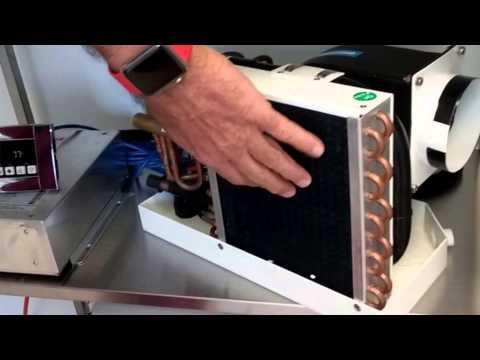 Mini Hvac-WORLD'S SMALLEST AC/DC AIR CONDITIONER HEAT PUMP