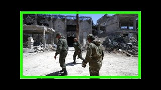 Российские военные погибли в Сирии | TVRu