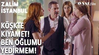 Şeniz Seher'e Patladı! Köşkte Kıyamet Koptu!   Zalim İstanbul 14. Bölüm