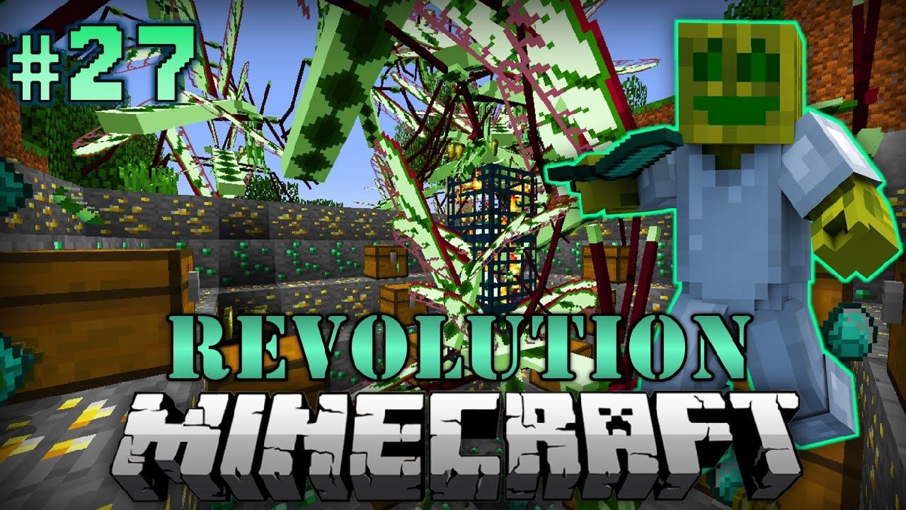 Muckennest Sturmen Minecraft Revolution 027 Deutsch Hd Youtube