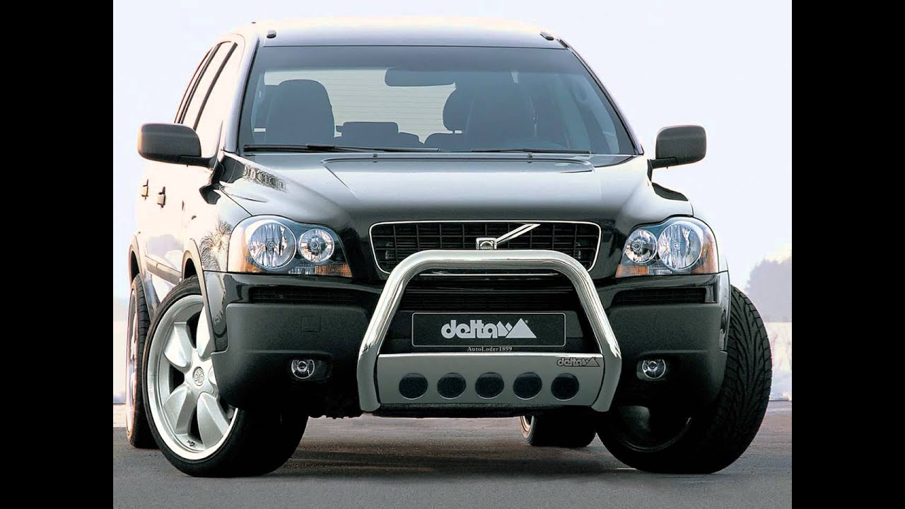 Delta 4x4 Volvo XC90 - YouTube