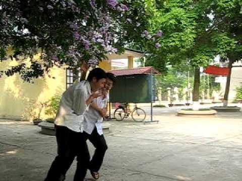 Bao luc hoc duong THCS VINH TUONG