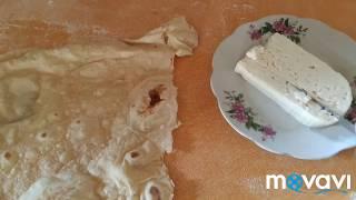 Как готовят армянский лаваш хлеб по старинной дедовской технологии просто объедение
