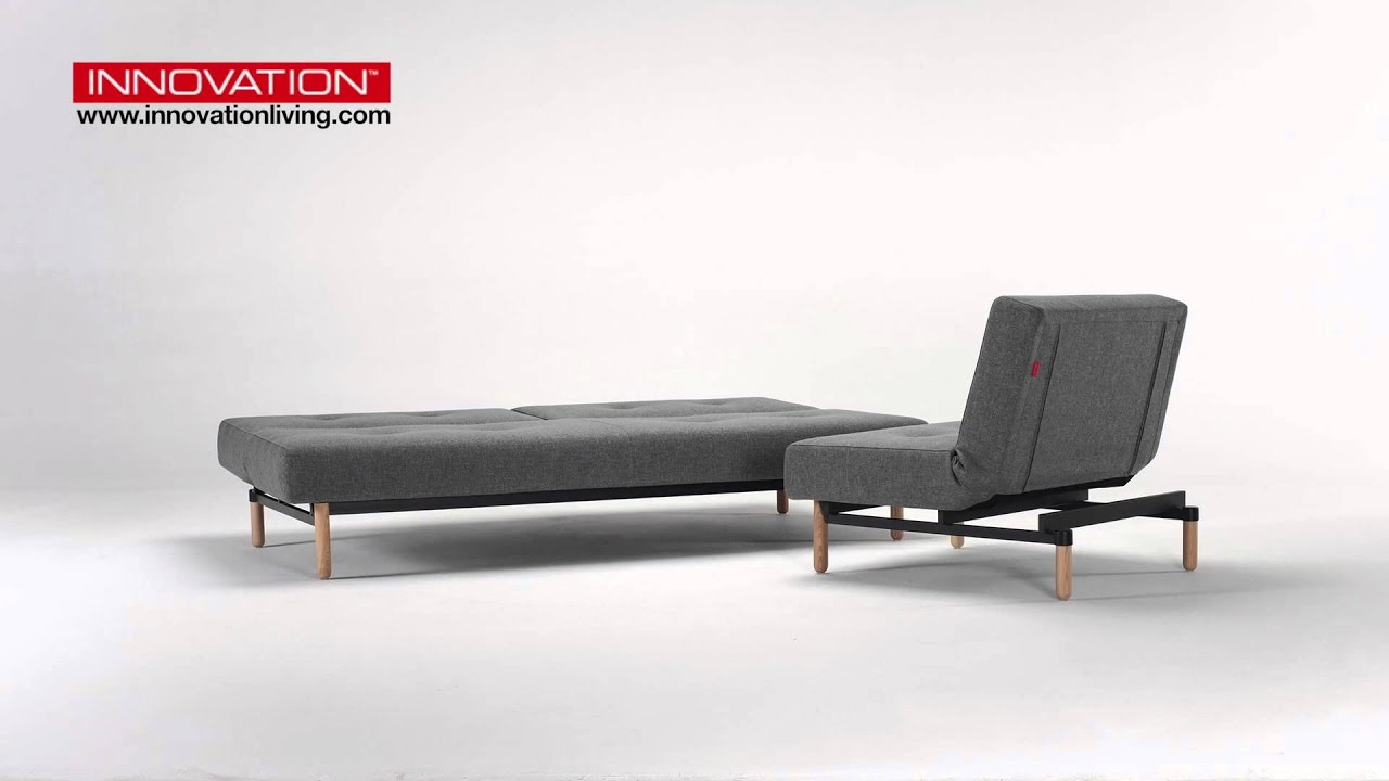 innovation asmund schlafsofa und sessel holz 563 youtube. Black Bedroom Furniture Sets. Home Design Ideas