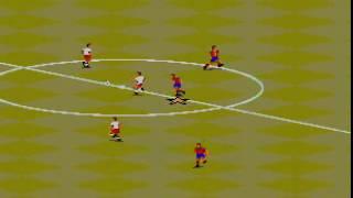 FIFA International Soccer (Master System) Gameplay