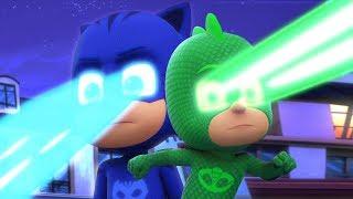 Heroes en Pijamas Capitulos Completos ¡Trabajo en equipo! | Dibujos Animados thumbnail