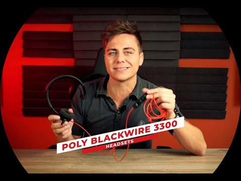 Poly Blackwire 3300 Series Review: Español