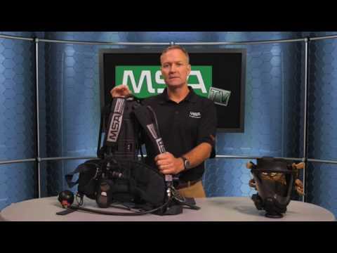 MSA Firehawk® M7 SCBA Air Mask
