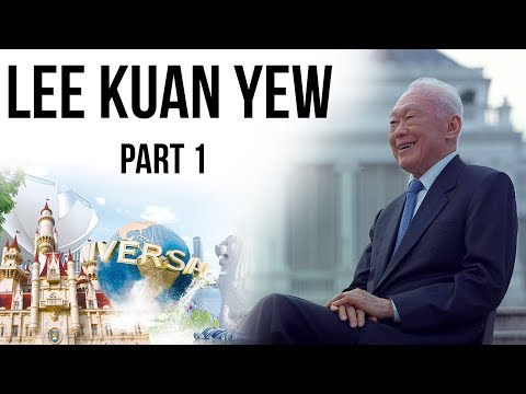 Lee Kuan Yew biography Part 1, First Prime Minister and Founding Father of modern Singapore