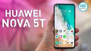 Recensione Huawei Nova 5T: il top da 429€ euro che fa gola