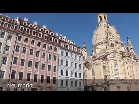Places to see in ( Dresden - Germany ) Neumarkt