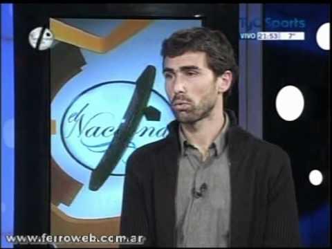 Juan Manuel Herbella Ferro Web Compacto TyC Sports Entrevista a Juan Manuel