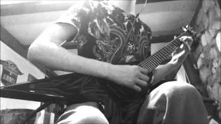BloodBath Church Of Vastitas ( Guitar Cover)
