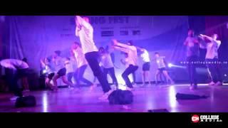 zenith dance crew   bit mesra  centrifuge   spring fest 2017   iit kharagpur