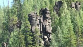 Одиссея по реке Подкаменная Тунгуска   3 часть(, 2012-12-26T15:15:46.000Z)