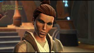 SWTOR Part 7 [Jedi Consular] - Combat and Alzheimer's