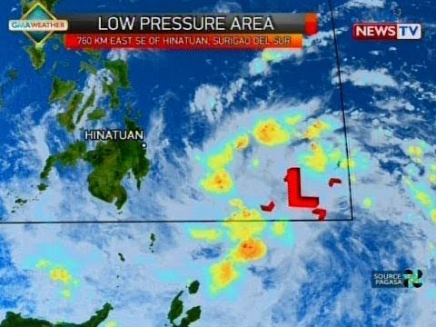 QRT: Weather update as of 5:59 p.m. (Nov. 15, 2017)