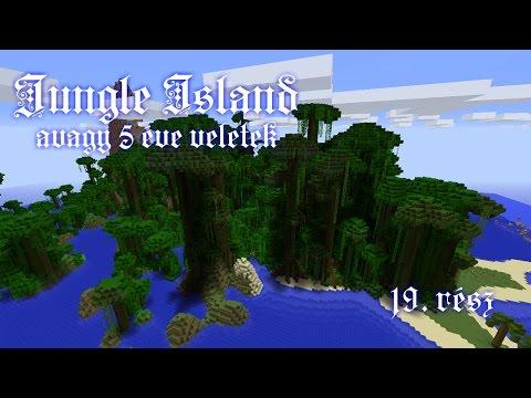 Ritter von Minecraft: Jungle Island Part 19 |HUN|