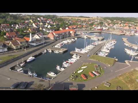Tejn Havn på Bornholm