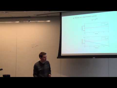 Lecture 20: Stochastic systems, PID control