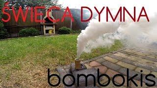 Jak zrobić Świece Dymną - NAJLEPSZA ŚWIECA DYMNA