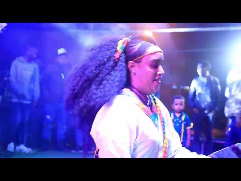 Trhas Tareke   Stage Performance ወሰን  ኢለዮ