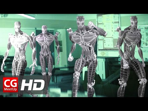 "CGI VFX Breakdown HD ""SINGULARITY "" by The Bicycle Monarchy | CGMeetup"