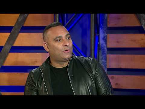 Russell Peters' grand plans to branch out his empire