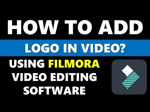 How to Add Logos/Watermarks over Videos Using Filmora?