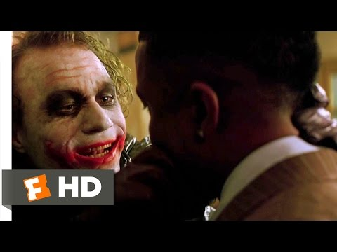 Why So Serious? - The Dark Knight (2/9) Movie CLIP (2008) HD